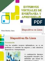 Entornos Diapositivas en Linea