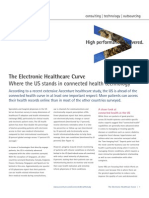 Health Electronic Healthcare Curve