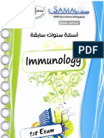 Immunology Qs - Part #1,  M.Tawalbeh
