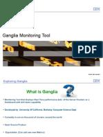 Ganglia Presentation