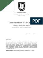 Dictadura y Gobierno de Derecha en Chile