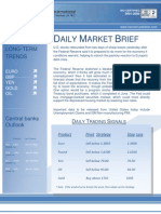 Daily Market Brief 3-11-11