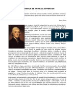 A Herança de Thomas Jefferson