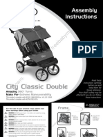 Baby Jogger City Classic Double