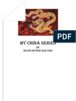 My China Series by David Arthur Walters