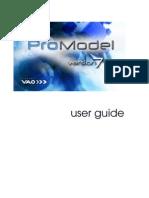 User Guide Pro Model Version