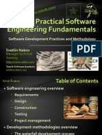 3. Practical Software Engineering Fundamentals