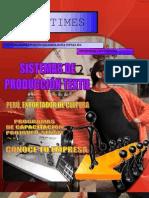 SISTEMA DE PRODUCCION INDUSTRIAL