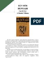 Bán Mór - Hunyadi 04 - A hadak villáma