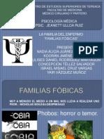 FAMILIAS FÓBICAS