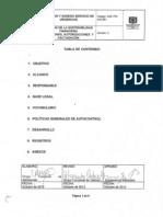 GSF-PR-440-001 Admision y Egreso Servicio de Urgencias