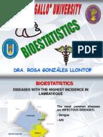Team 11 Bioestatistics