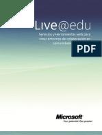 Live Edu Servicios Hotmail
