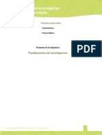 PD Fundamentos Investigacion