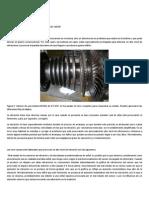 Vibración en turbinas de vapor