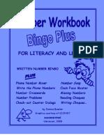 Number Workbook