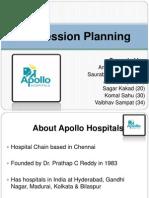 Succession Planning - Apollo Hospitals