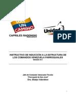 Estructura de Comandos Parroquiales ( DEFINITIVO ) 2
