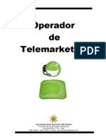 Operador Telemarketing