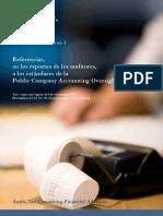 AS-1 Referencia a estándares PCAOB