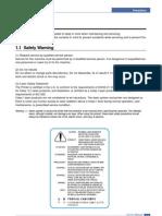 Samsung ML-1610 Service Manual - 01_Precautions