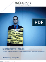 Competitive Threats January 2012