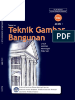 BukuBse.belajarOnlineGratis.com-Teknik Gambar Bangunan Jilid 1-2