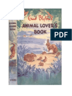 Blyton Enid Animal Lover's Book 1952