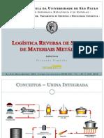Logistica Reversa Mteriais Metalicos