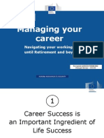 Managing your career by Garcia Ferreiro Fernando (DG HR)