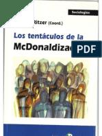 Los Tentaculos de La Macdonalizacion