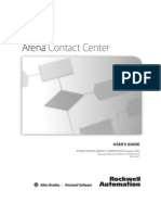 Contact Center Template User's Guide