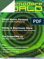 Commodore World Issue 22