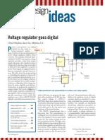 Regulador de Voltaje Digital