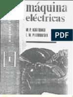 Maquinas Electricas Tomo I Kostenko
