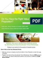 Accelerate! Webinar - Do You Have the Right Value Proposition?