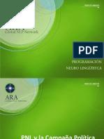Programacion Neurolinguistica para Campañas Por Rody Deangelis