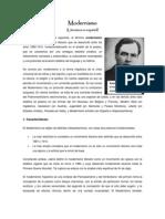 Modernismo (Lit. Española)