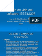 Ciclo de Vida Del Software IEEE12207