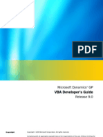 Vb a Developers Guide