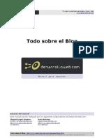 Manual Crear Blog