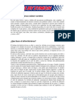 Arbol de Levas (Reglaje)