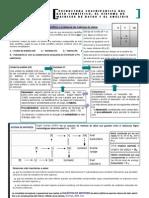 Estructura Cuatripartita y Analisis de Datos