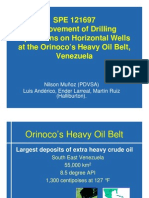 121697_Improvement of Drilling Operations on Horizontal Wells at the Orinoco's Heavy Oil Belt,Venezuela