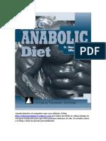La Dieta Anabolica