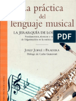 La Practica Del Lenguaje Musical