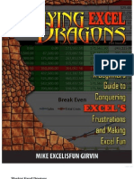 Slaying Excel Dragons- A Beginners Guide to Conquering Excel s Frustrations ... by Mike Girvin- Bill Jelen