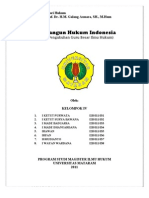 Membangun Hukum Indonesia