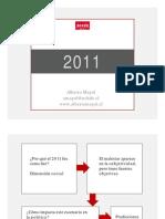 el derrumbe del modelo chileno (presentación del sociologo Alberto Mayol en ENADE-2011)