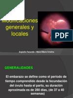 Modificaciones Locales y Generales Ppt